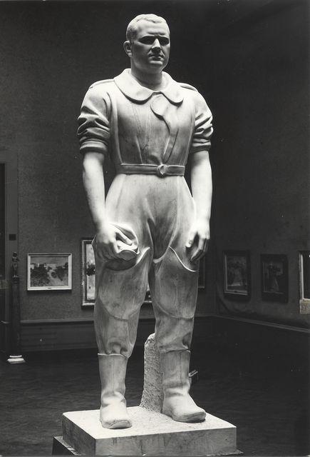 Pantalone Atlantico Arturo Dazzi Bruno Mussolini 01