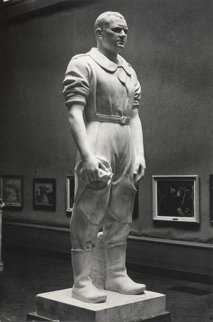 Pantalone Atlantico Arturo Dazzi Bruno Mussolini 03