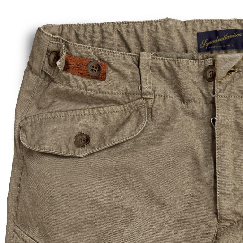 Pantalone SP002 KHAKI