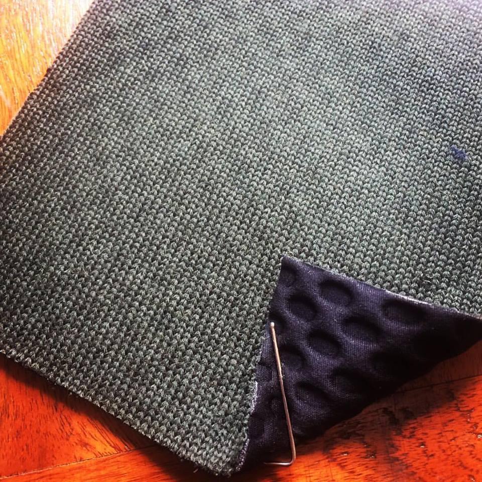 Vintech fabric Squadratlantica