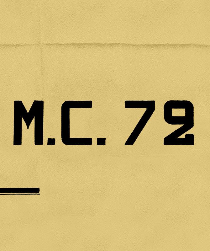 Macchi Mc72 progetto Squadratlantica Dett. 01