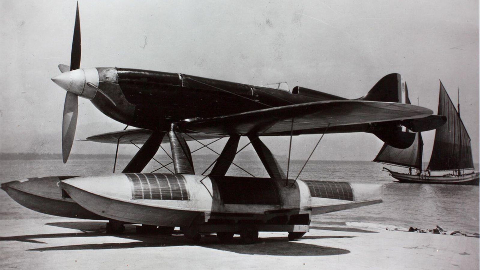 MACCHI MC72 Squadratlantica