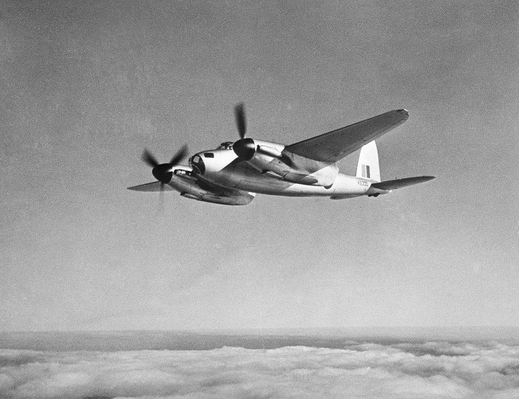 De Havilland Mosquito Squadratlantica