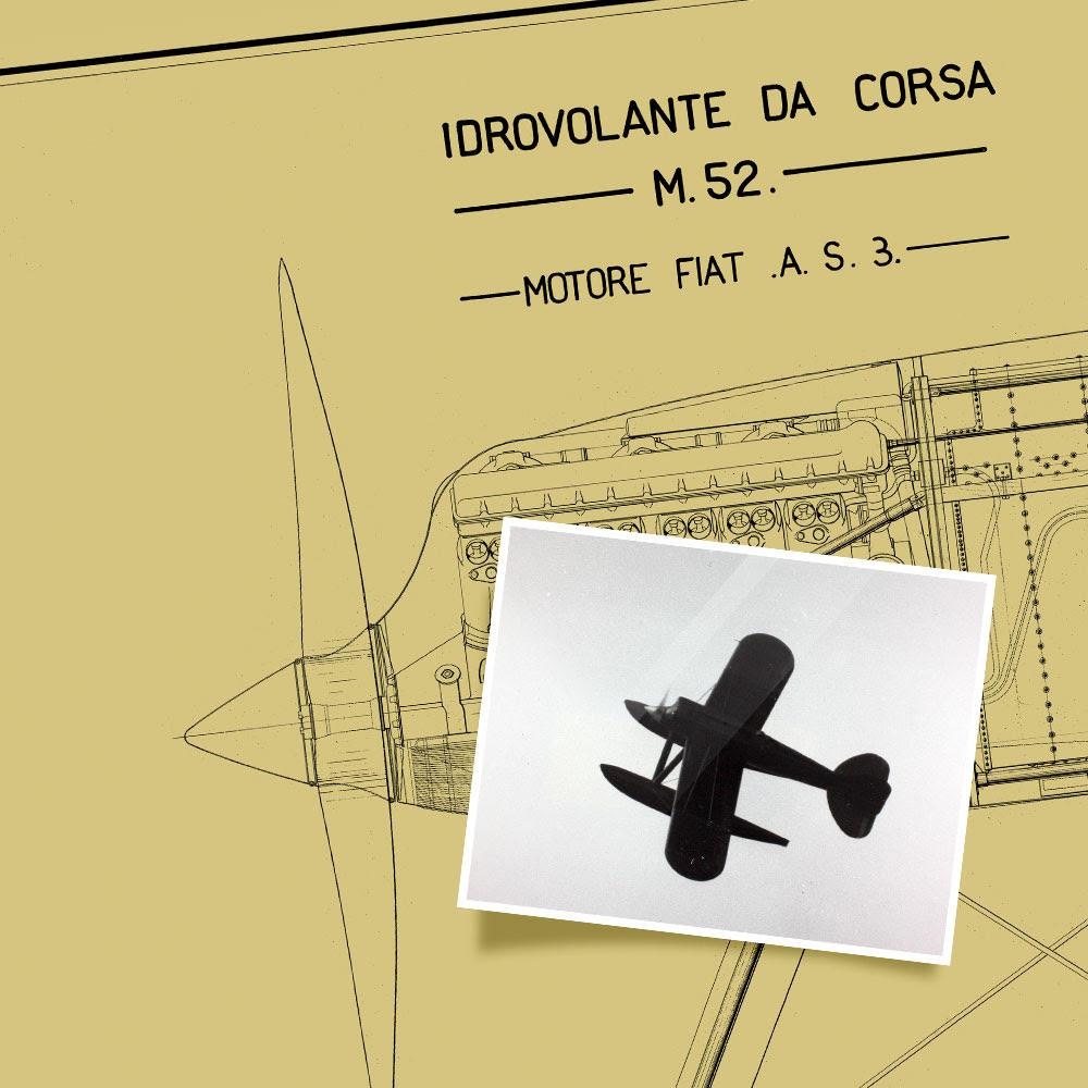 Progetto Foto Macchi M52 Squadratlantica