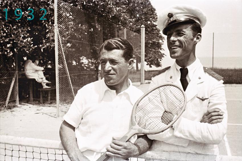Francesco Agello tennis Squadratlantica
