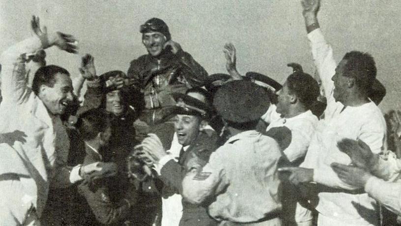 Agello Record Squadratlantica