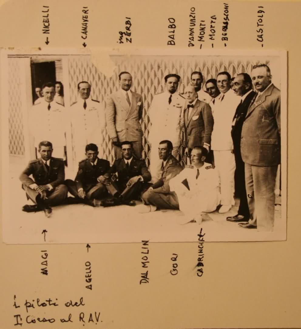Gruppo RAV Desenzano Squadratlantica