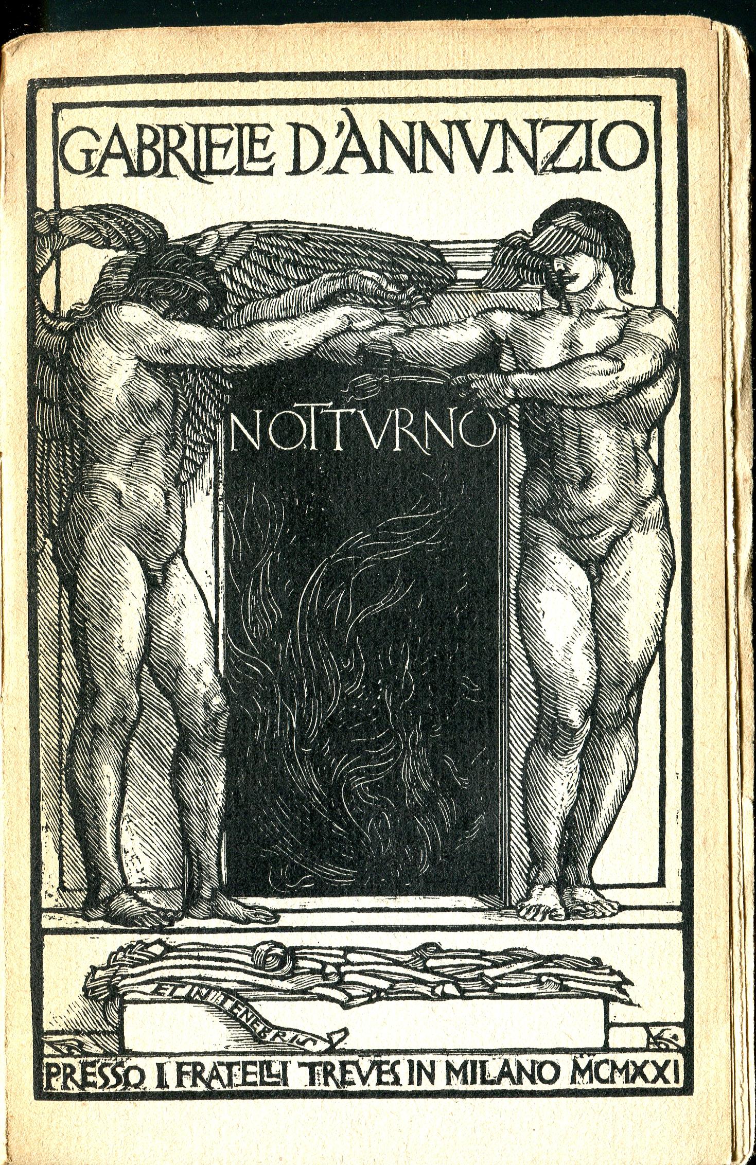 Notturno Gabriele d'Annunzio Squadratlantica