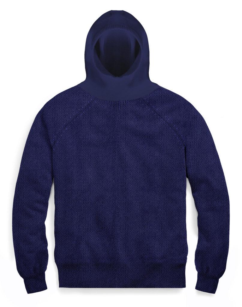 Balaklava blu Squadratlantica