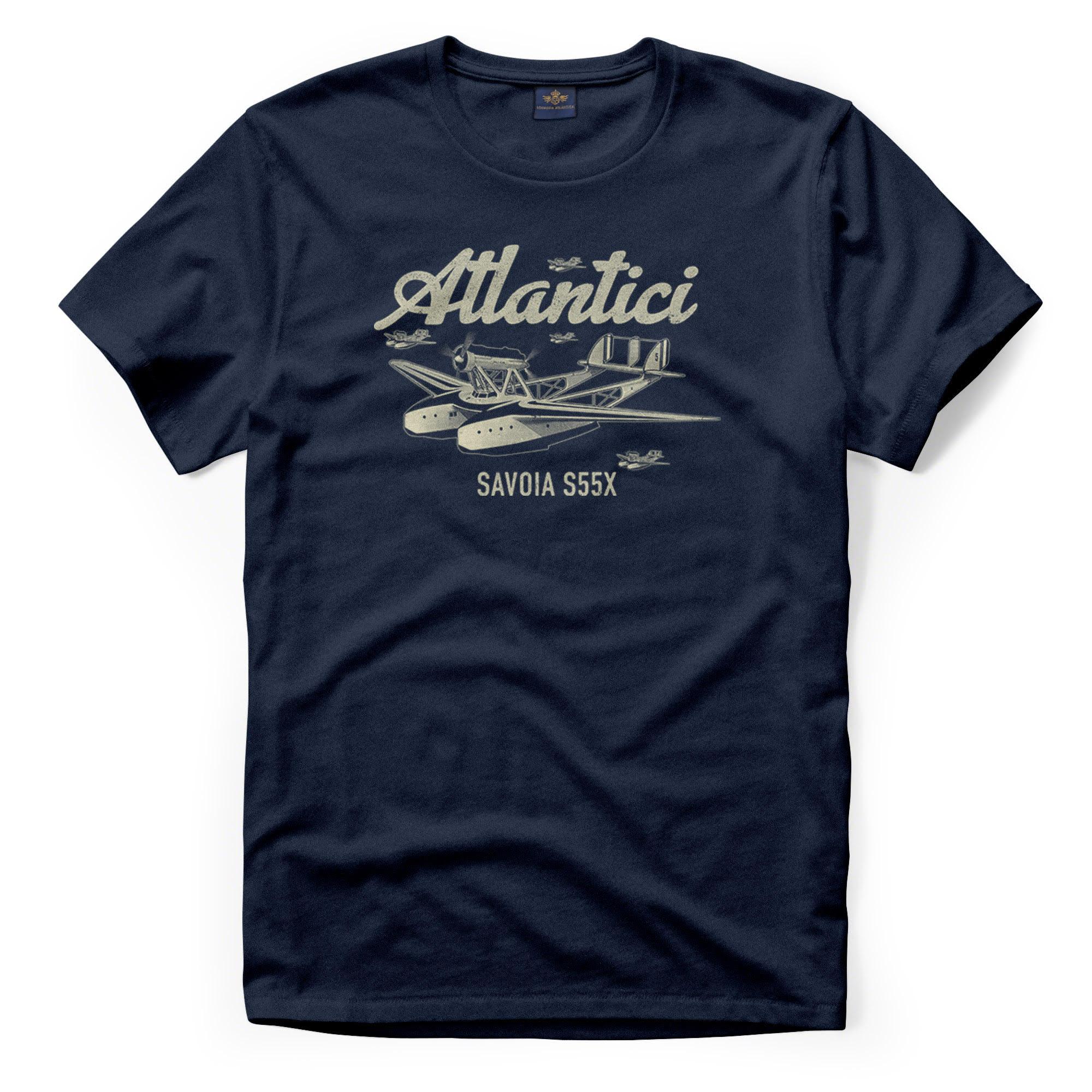 Tshirt Atlantici Squadratlantica