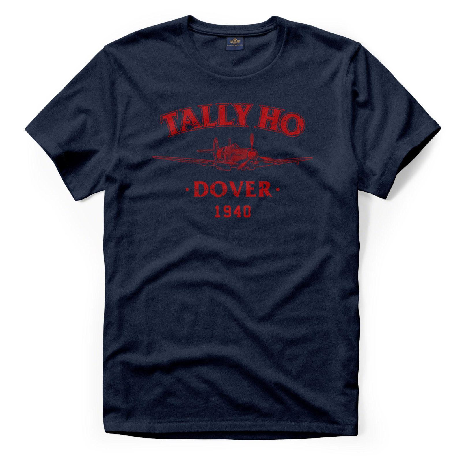 Tshirt Tally ho Squadratlantica