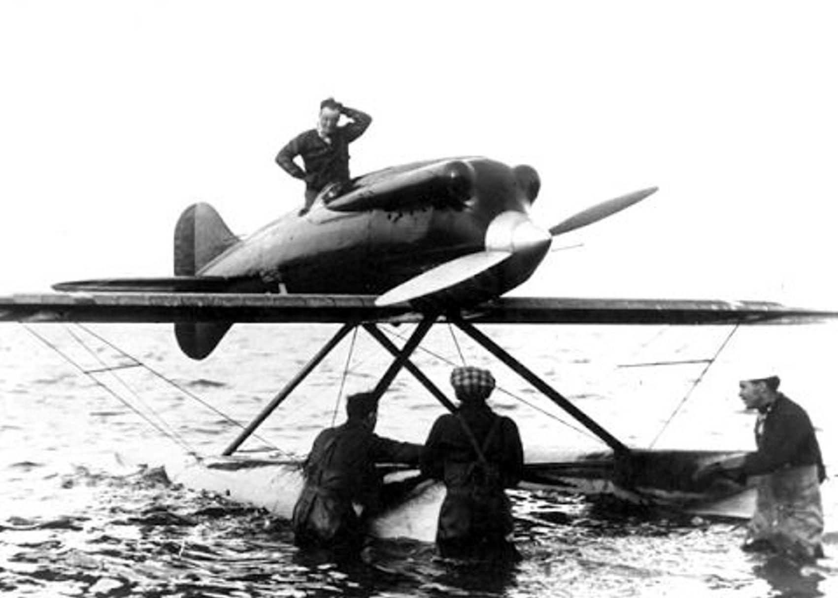 De Bernardi Norfolk 1926 Squadratlantica