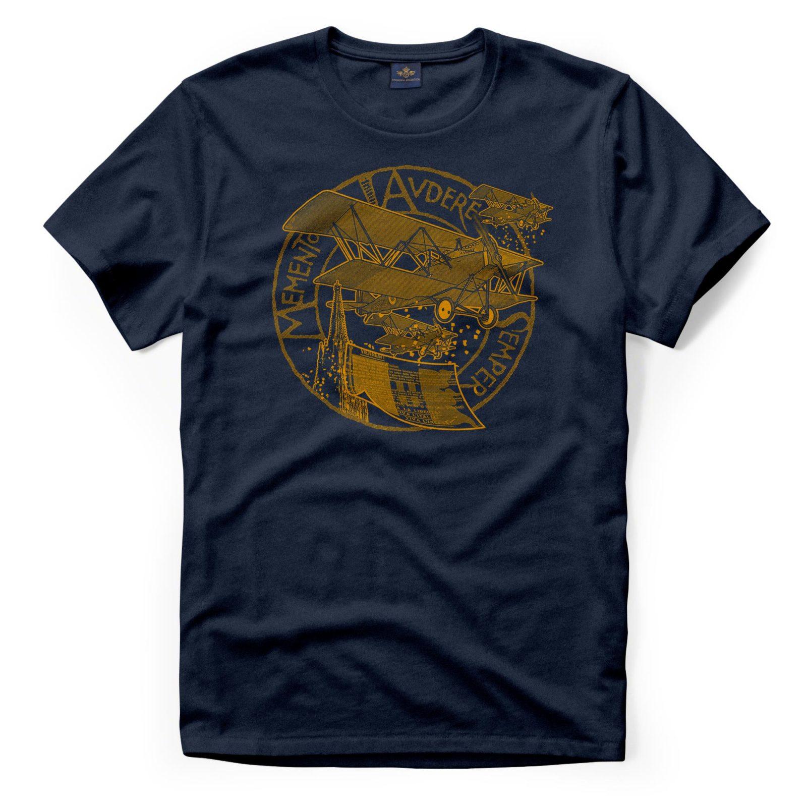 Tshirt Volo su Vienna Squadratlantica