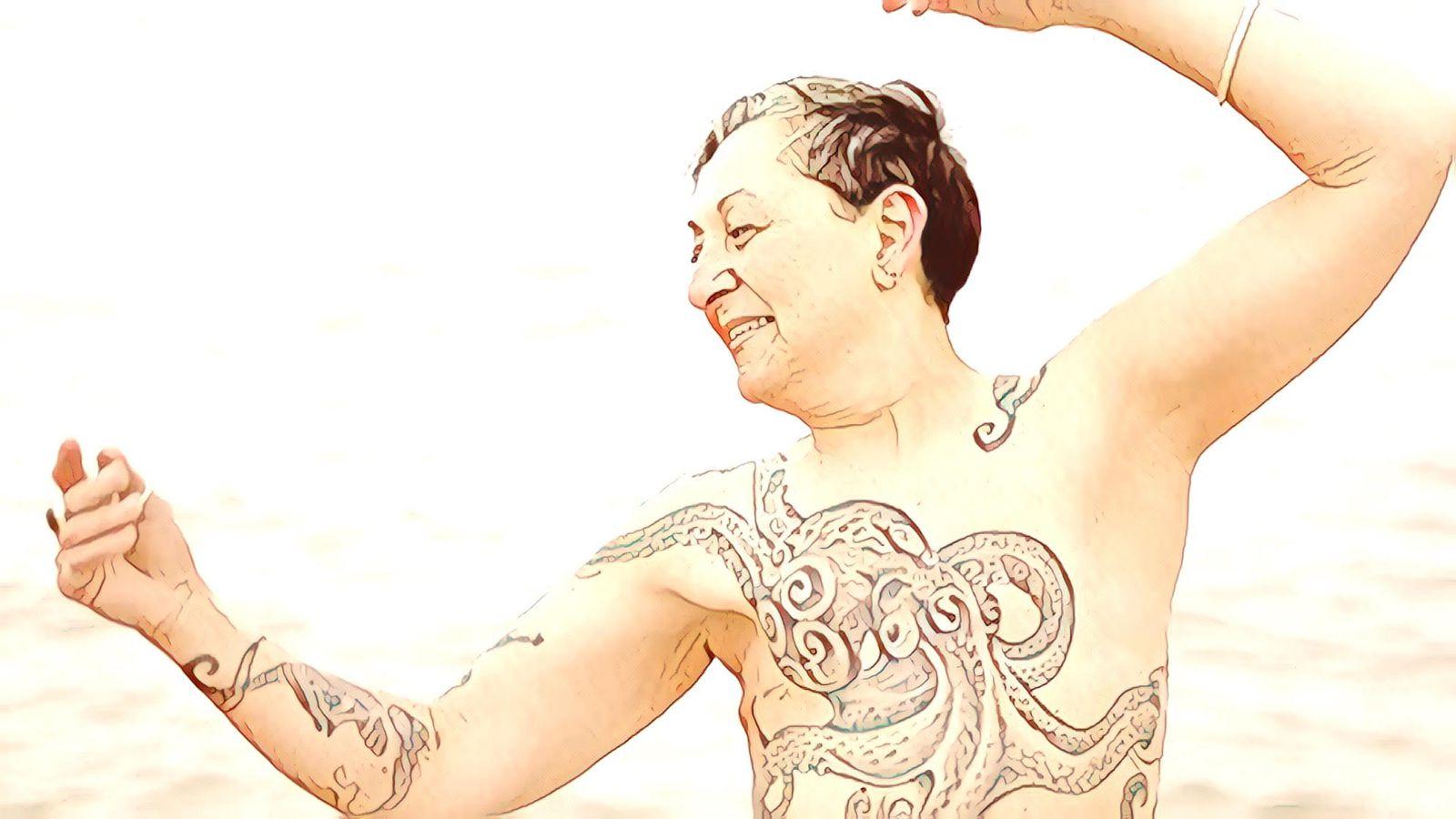 tatoo over scar Squadratlantica