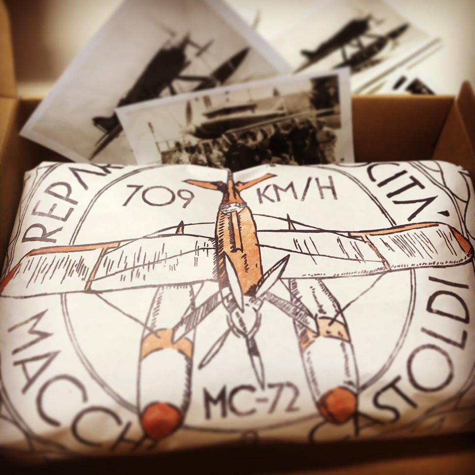 Packaging Squadratlantica
