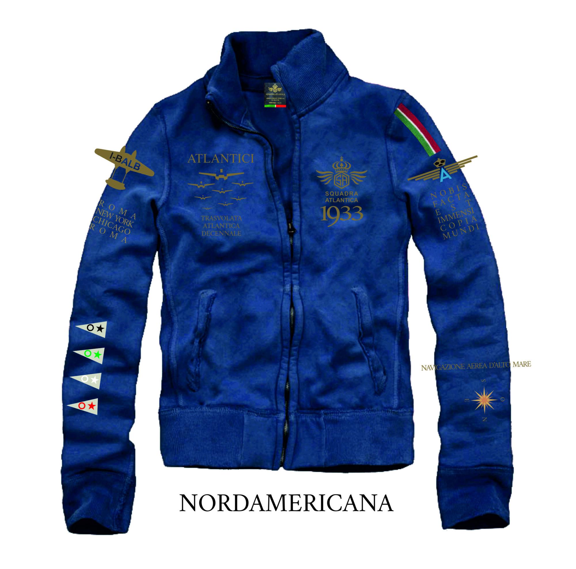 NORDAMERICANA Squadratlantica