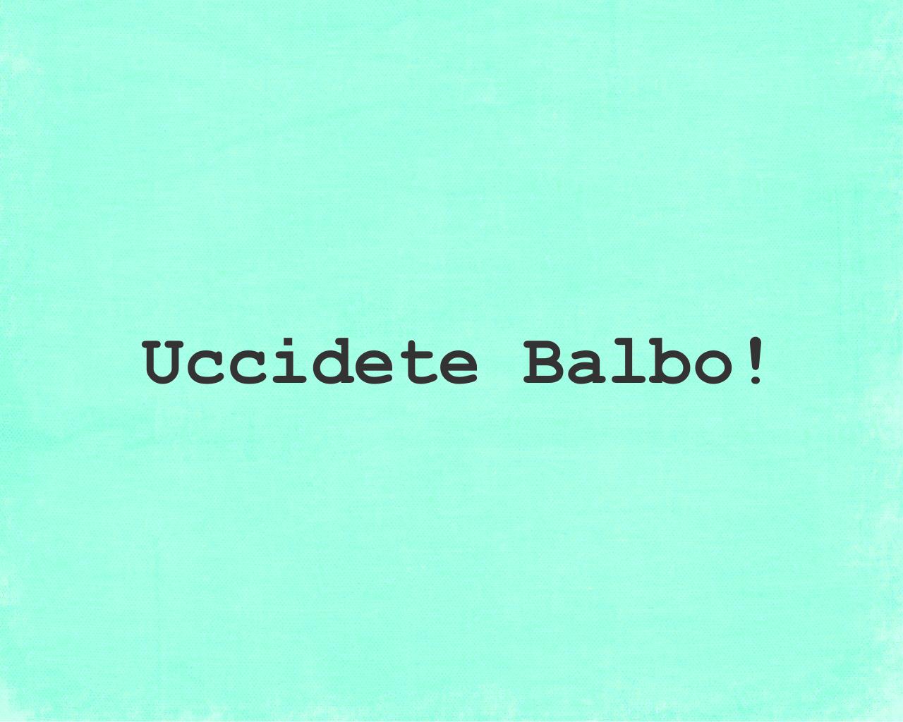 Uccidete Balbo Squadratlantica